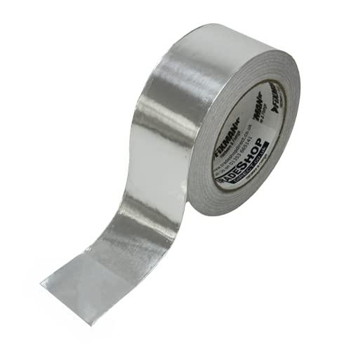 Trade Shop Direct Lamina di Alluminio Perdita di Calore prevenzione Tape, Stop perdite e la Perdita di Calore