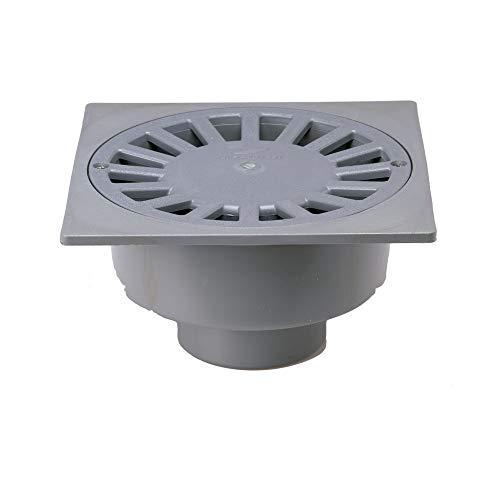 Crearplast c-201 - Sumidero sifonico salida vertical 250x250 diámetro 110
