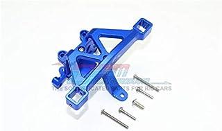Traxxas E-Revo 2.0 VXL Brushless (86086-4) Upgrade Parts Aluminum Front Body Mount - 1 Set Blue