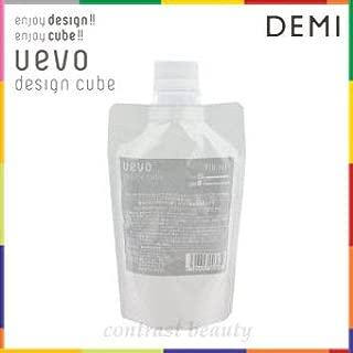 【X2個セット】 デミ ウェーボ デザインキューブ ドライワックス 200g 業務用 dry wax DEMI uevo design cube