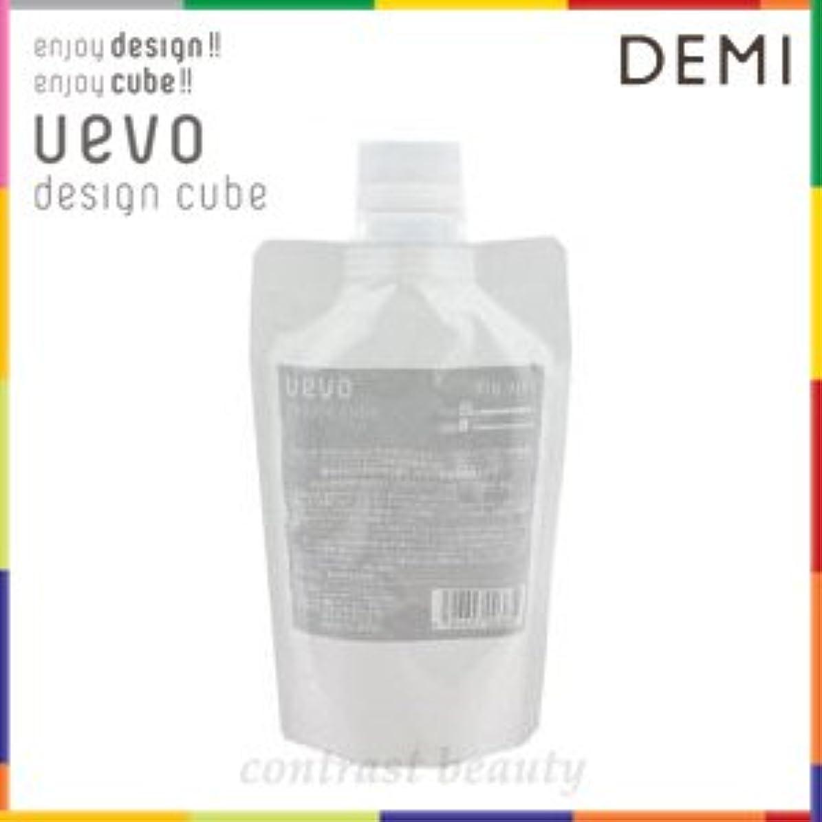 吸収する敬礼製作【X4個セット】 デミ ウェーボ デザインキューブ ドライワックス 200g 業務用 dry wax DEMI uevo design cube