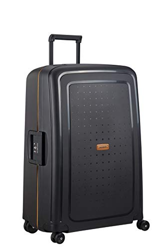 Samsonite S'Cure Eco - Spinner L Maleta 75cm 102L Negro Eco Black