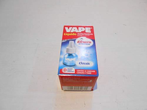 Vape Magic Classic Ricarica Liquido 480 Ore Scatola 30 Confezioni
