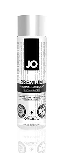 JO Premium Silicone Lubricant - Original ( 4 oz )