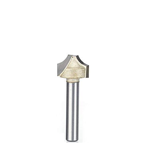 Brocas Para 1 Uds 1/2 1/4 brocas de enrutador de vástago para herramienta de carpintería de madera cortador de grabado CNC cortar la herramienta de enrutador de madera-3018