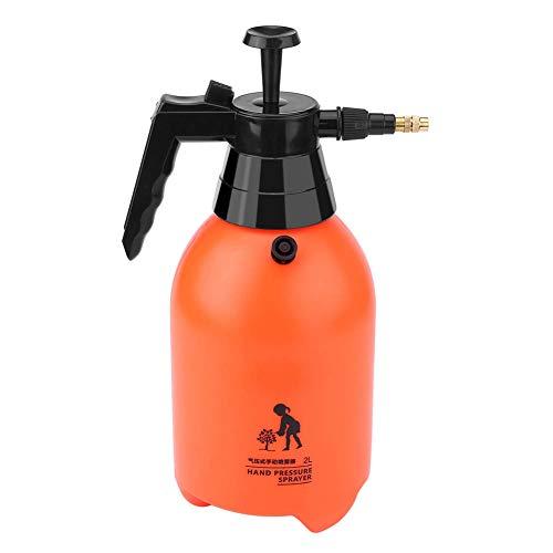 SOONHUA Pulverizador de Presión de Agua Portátil de Mano Fácil de Activar Herramienta de Riego de Plantas de Jardín Doméstico (2L)