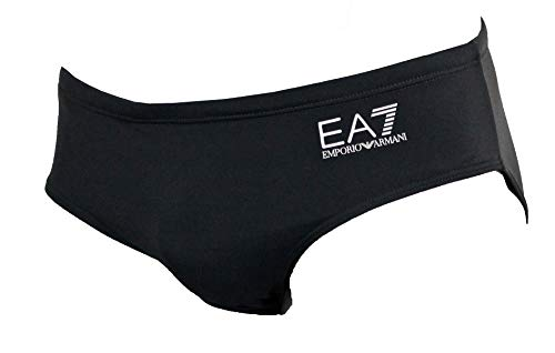 EA7 Herren Badehose Grau Grau Gr. Medium, Grau