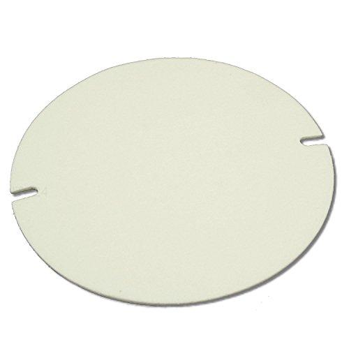 DeClean Dichtung für Ofenr.-KlappenØ120/130/150mm Ofendichtung Kamindichtung Ofenklappe Rohr Bogen