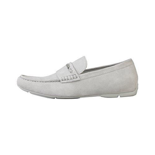 Calvin Klein O10761 scarpe mocassini Men Grigio 45