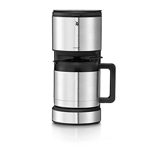 WMF Stelio Aroma Filterkaffeemaschine mit Thermoskanne, 8 Tassen, Kaffeemaschine mit Tropfstopp, Abschaltautomatik, 1000 W