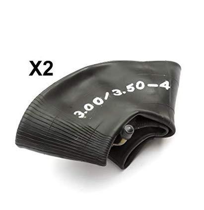 Mini Quad Schlauch 3,50/3,00–4mit einem gebogenem Ventil (2Stück)