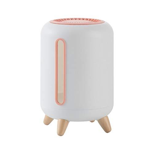 QAZX Caja Creativa Caja del Tejido De La Servilleta De Almacenamiento Soporte del Contenedor De La Caja del Tejido De La Cubierta (Color : Pink)