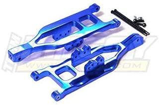 Integy RC Model Hop-ups T3021BLUE Evo-5 Rear Lower Arm for T/E-Maxx 3903,3905,3906,3908,4907,4908,4909,4910