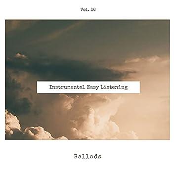 Instrumental Easy Listening Ballads, Vol. 16