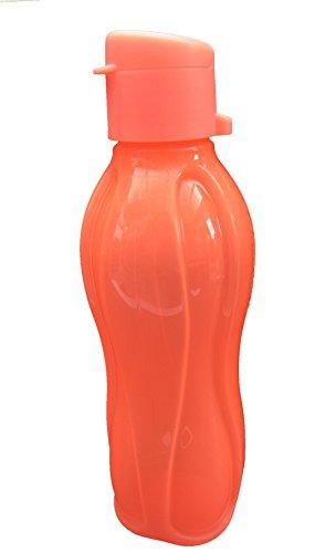 TUPPERWARE NEON Eco 500 ml mit Lasche zum Hängen Flasche Wasser Saft Trinkflasche Öko Sportfreund
