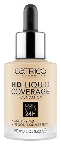 Catrice - Foundation - online exclusives - HD Liquid Coverage Foundation 005
