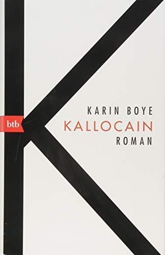 Buchseite und Rezensionen zu 'Kallocain: Roman' von Karin Boye