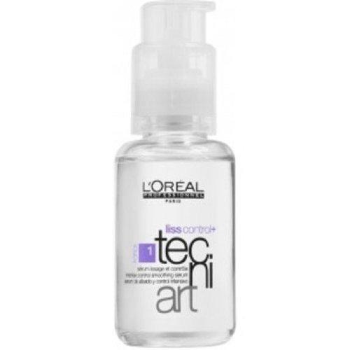 L'Oreal Professionnel Liss Control Plus Tecni Art Serum 1- 50Ml by L'Oreal Paris