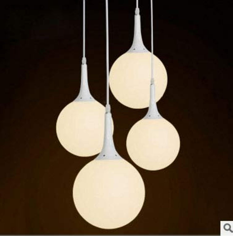 Manger à Salle Lampes Blanc Mode Moderne Lumière Pendentif