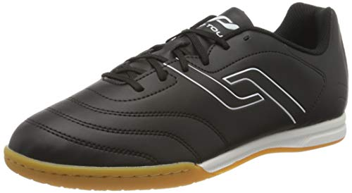 PRO TOUCH Fußballschuh Classic II in, Chaussures de Football Homme, Noir (Black/White 000), 42 EU