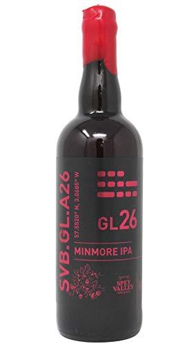Spey Valley - Minmore IPA - Glenlivet Whisky Cask Finish - Whisky