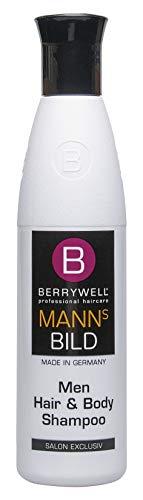 Berrywell - Mannsbild Hair & Body Shampoo