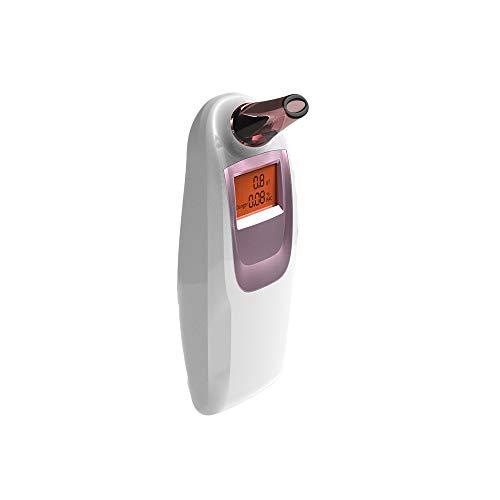NBWS, alcoholímetro Digital Alcohol Tester con respiratoria electroquímicos Sensor, Pantalla en por mil