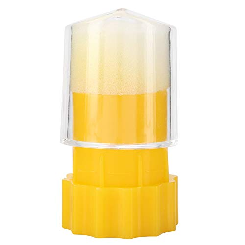 MAGT Marcador de Abeja Reina, Botella De Marca De Abeja Reina Marcador de Abeja Reina Marcador de Botella de Jaula Herramienta para Apicultor Equipo apícola