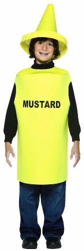 Moutarde - Costume de déguisement pour enfants - 7 à 10 ans