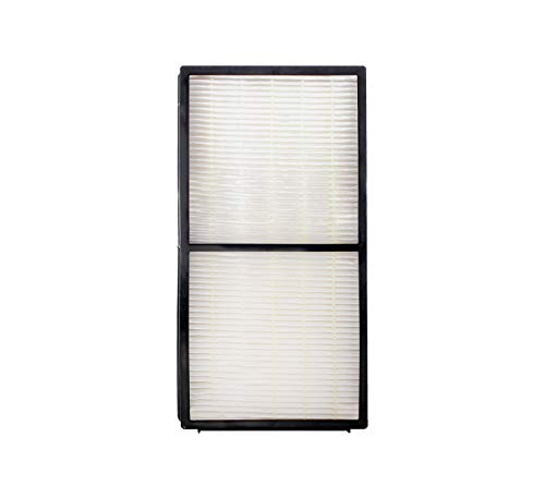 LifeSupplyUSA Replacement HEPA Filter Compatible with Hunter 30962 QuietFlo Air Purifier 30713 30729 30730 30763 36730