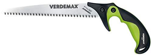 VERDEMAX Professionelle Säge mit 24 cm Klinge + Riemenhalter