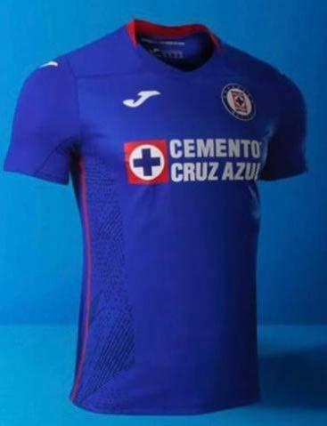 Joma New! Club Deportivo Cruz Azul Sport Jersey 2020-21 Size M