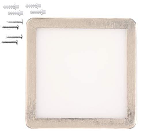 Facon 12Volts LED-Innenbeleuchtung oder Schranklicht unter dem Schrank mit prägnantem Magneten, Licht für Wohnmobil, Wohnwagen, Boot, Wohnmobil, Küche, Badezimmer