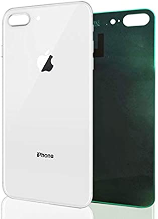 d551dfa89 Apple iPhone 8 Plus Replacement Back Glass Cover Back Battery Door  w Pre-Installed