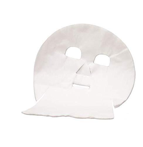 Vliesmasken P. Jentschura basische Vliesmasken für Gesicht, Hals und Dekolletee, 10 Stück