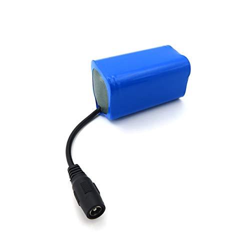 Pudincoco Flytec 38.48Wh 5200mAh 7.4V Batería de lipo para 2011-5 Generación Cebo de Pesca RC Barco Reemplazo Accesorio de Piezas de Repuesto