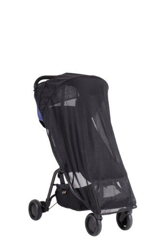 Mountain Buggy Nano Stroller, Black