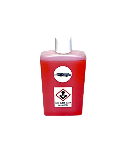 Total Bleed Solutions Shimano Aceite Mineral (SM-DB-Oil) líquido de Frenos (100 ml)