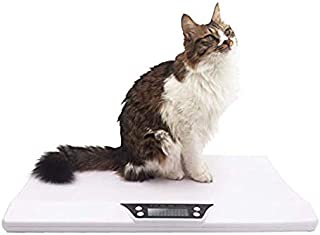 Multi-Functional Baby and pet Scale (Suitable for Small and Medium-Sized Under 40LB Pet Puppy and Kitty Scale