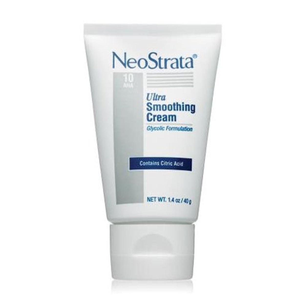 懐疑的ミトンアレンジNeostrata Ultra Smoothing Cream 40ml [並行輸入品]