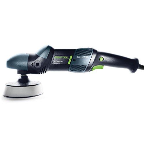 Festool Poliermaschine SHINEX Rap 150-4 FE 570809, Schwarz, Silber