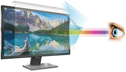 Anti Blue Light Screen filter for 23 and 24 Inches Widescreen Computer Monitor Blocks Excessive product image