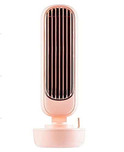 Apartamento de aire acondicionado, sin ventilador de manguera de escape / en refrigerador de aire Ventilador de humidificador Torre de humidificador, mini refrigerador de aire, personal portátil 3 en
