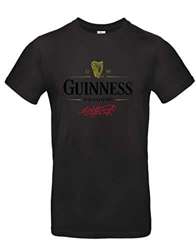 TsForYou T-Shirt Bier Guinness