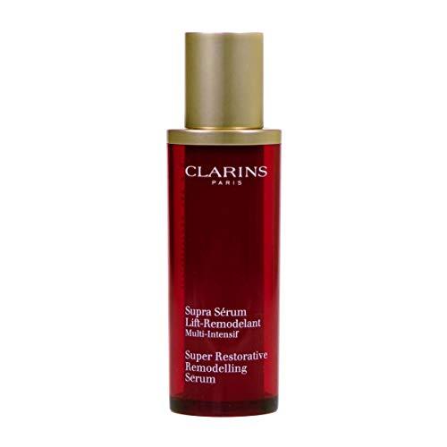 Clarins Supra Serum Lift Remodelant Multi Intensif - Loción corporal, 50 ml