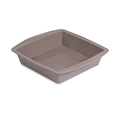Internet's Best Silicone Square Cake Mold | Non-Stick Baking Pan | Cake Bakeware | BPA Free