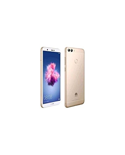 Huawei 774752 P Smart Smartphone Brand Tim (32GB espandibile Con MicroSD da 256GB, 13/2MP Kamera, Android 8.0 (Oreo)) Gold