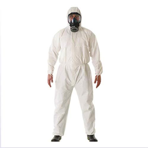 Chemische Schutzanzüge Kann Giftgas Widerstehen Isolationsanzug Verwendet in Den Branchen Brandschutz, Erdöl, Chemie, Militär, Metallurgie, Bergbau, Energie Und Anderen Branchen