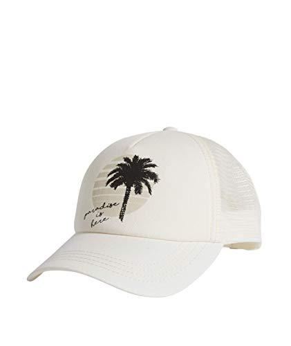 BILLABONG - Gorro Junior Aloha Forever O/S, color blanco