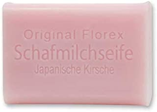 Japanische Kirsche Florex Schafmilchseife 100g